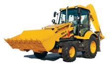 临工B877挖掘装载机