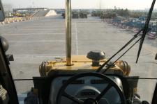 临工B877挖掘装载机局部细节58583