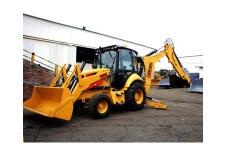 860H挖掘装载机