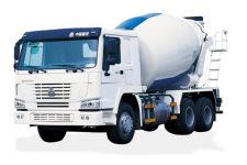 ZLJ5259GJB混凝土搅拌运输车
