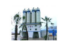 2-HZS(N)120B环保节能型搅拌站