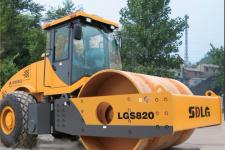 LGS820机械式单钢轮振动压路机