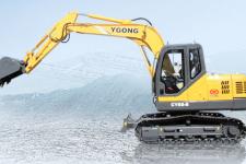 CY85-8履带挖掘机