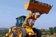 柳工CLG842-4t輪式裝載機整機視圖7975