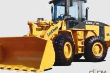 柳工CLG842-4t輪式裝載機整機視圖7976
