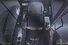 凯斯CX58C履带挖掘机局部细节全部图片