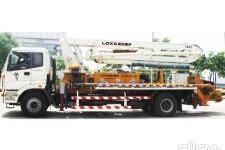 BJ5183THB-1混凝土泵车