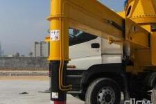 廈工XXG5380THB混凝土泵車局部細節8231