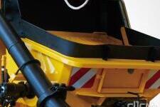 厦工XXG5380THB混凝土泵车局部细节8232