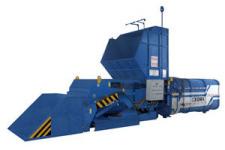 LVZ100(水平式)垃圾压缩中转站