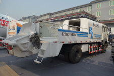 BZ5161THBS90车载双动力混凝土泵车