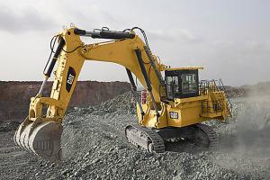 卡特彼勒6018/6018 FS 礦用液壓挖掘機圖片集