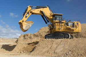 卡特彼勒6040/6040 FS矿用液压挖掘机
