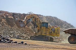 卡特彼勒6060/6060 FS矿用液压挖掘机 图片集