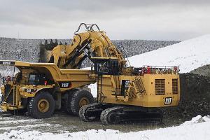 卡特彼勒6060/6060 FS矿用液压挖掘机