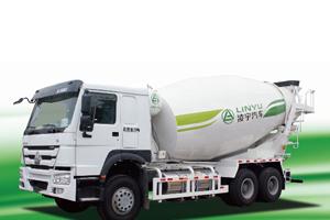 中集凌宇CLY5257GJB43E1L混凝土攪拌運輸車圖片集