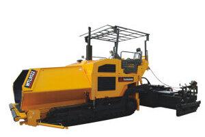 鼎盛天工WTL9522機械拼裝攤鋪機圖片集