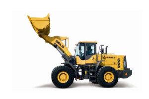 臨工LG956N 5噸級輪式裝載機圖片集