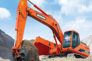 斗山DH225LC-9履帶挖掘機圖片集