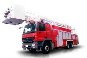 山推YT40云梯消防车