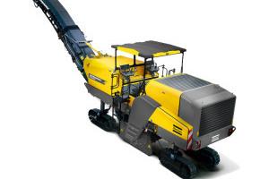 戴纳派克PL2000大型铣刨机