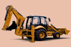成工挖掘装载机图片集1