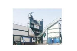 无锡华通LB-5000强制间歇式沥青混合料搅拌设备