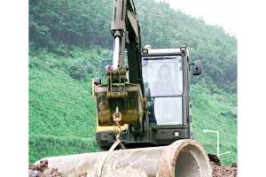 沃尔沃EC60C履带挖掘机