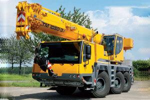 利勃海爾LTM1050-3.1全路面起重機