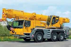 利勃海尔LTM1060-3.1全路面起重机
