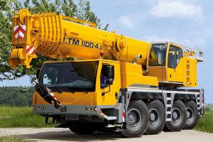 利勃海爾LTM1100-4.2全路面起重機