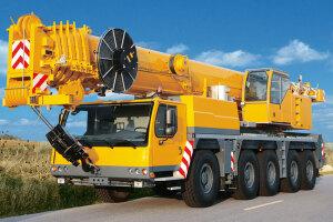 利勃海尔LTM1160-5.1全路面起重机