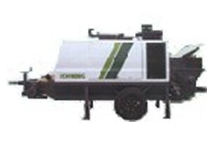 施維英BP1800E-75移動式混凝土泵