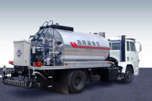 百靈OB-SEALER7000百靈自御式灑布車