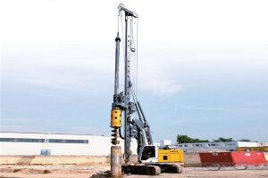 利勃海尔LB 16旋挖钻机