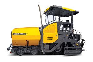 戴納派克SD2500WS輪胎攤鋪機
