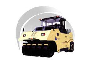 移山MTR302轮胎压路机