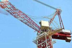 江麓機電QTZ40塔式起重機圖片集