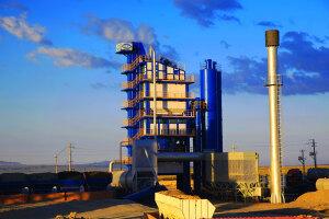 陆德筑机PMT460强制式沥青混合料搅拌设备