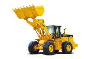 厦工XG962H轮式装载机图片集