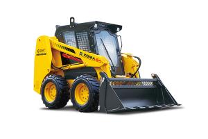 廈工XG30090滑移式裝載機圖片集