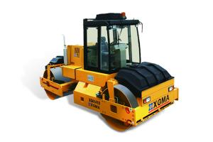 厦工XG6141D双钢轮振动压路机