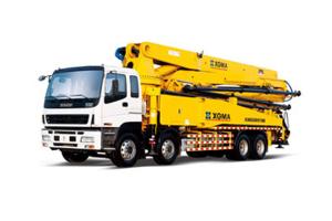 廈工XXG5380THB混凝土泵車圖片集
