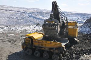 航天重工HT5220矿用自卸车图片集