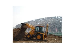 杰西博JCB3CX-2T挖掘裝載機圖片集