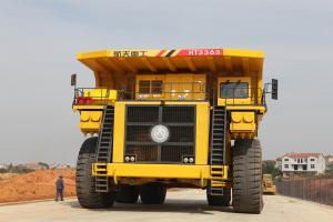 航天重工HT3363矿用自卸车图片集