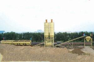 南侨MWCB500固定式稳定土搅拌设备图片集