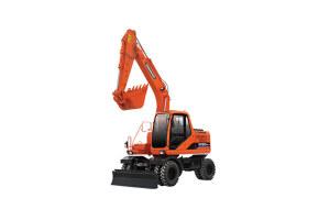 斗山DH150W-7轮式挖掘机图片集