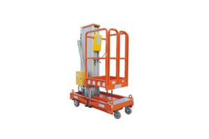 鼎力GTWY10-1000移动桅柱式高空作业平台