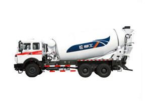 柳工YZH5255GJBBB混凝土搅拌运输车